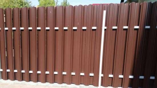 Заборы под ключ в г. Минск Фото 2