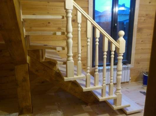 Соберу лестницу в срубе или доме в Чебоксарах Фото 2