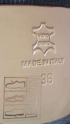 полностью кожаные туфли от HB made in Italy в г. Запорожье Фото 2