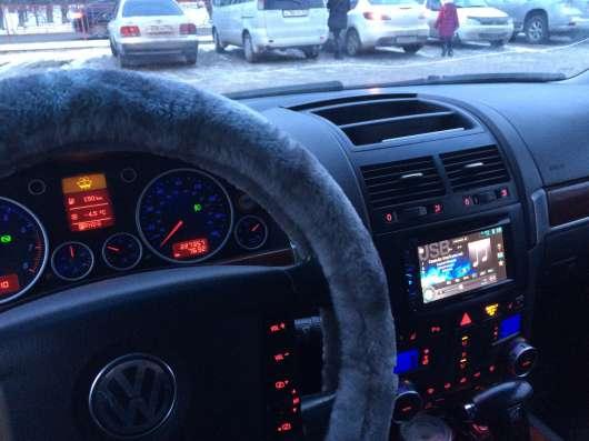 Продажа авто, Volkswagen, Touareg, Автомат с пробегом 270000 км, в Иркутске Фото 5