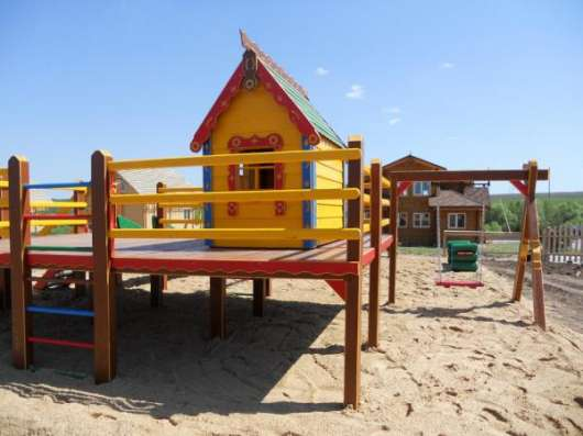 Детские игровые комплексы для детей в Подольске Фото 5