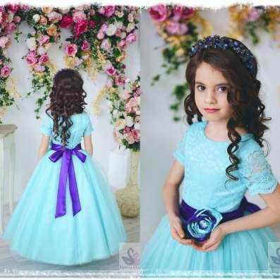 Детские платья нарядные в Москве Фото 5