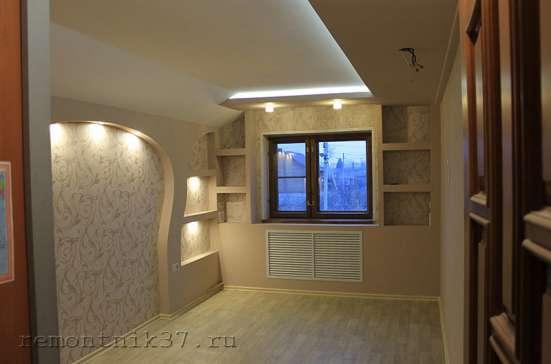 Качественный ремонт квартир и домов от