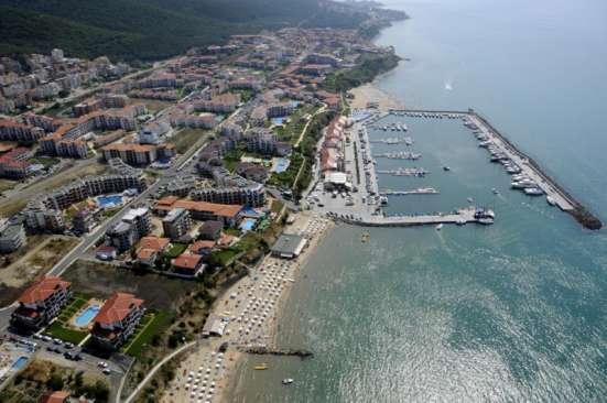 Квартира - мечта у моря, рядом с яхт-клубом в Болгарии Фото 1