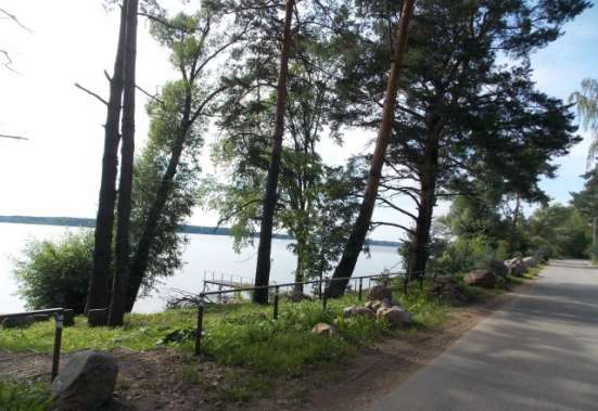 Участок на берегу р. Волга, г. Конаково, возле Ривер Клаб