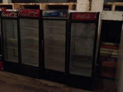 торговое оборудование Холодильники БУ №732