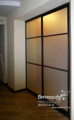 Раздвижные двери и перегородки в Набережных Челнах Фото 5