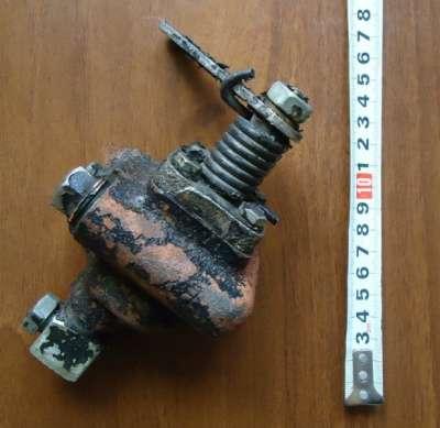 кран гидроподъёмника Урал-4320 375-3108010