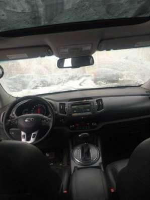 автомобиль Kia Sportage, цена 896 000 руб.,в Казани Фото 1