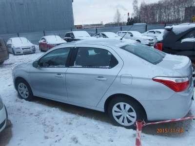 автомобиль Citroen C-Elysee, цена 410 000 руб.,в Нижнем Новгороде Фото 3