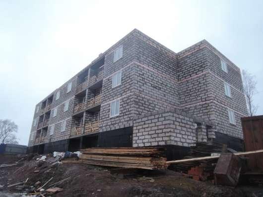 Продаются 1 комн. квартиры в новостройке Выборг пер.Короткий Фото 4