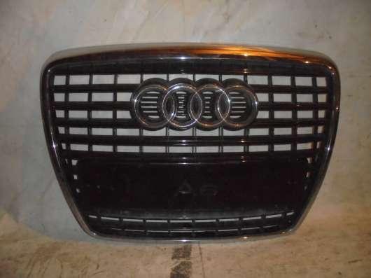 Решетка радиатора Audi A6