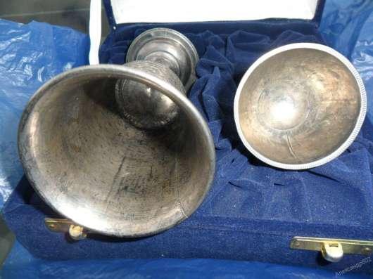 Бокалы. серебро 84 проба в Нижнем Тагиле Фото 4