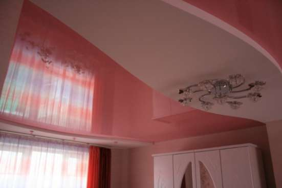Натяжные потолки от производителя в Краснодаре Фото 1