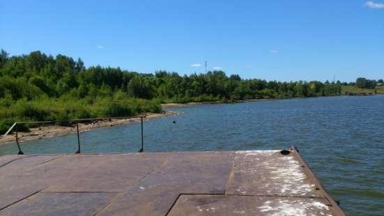 Земельный участок 10,71 Га для ИЖС на берегу Волги