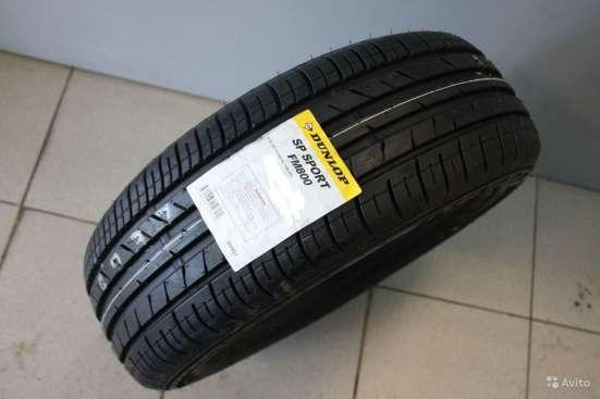 Новые Dunlop 215 50 R17 SP Sport FM 800