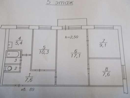 Продаю 4-х комнатную квартиру пр-т Ульяновский 18а