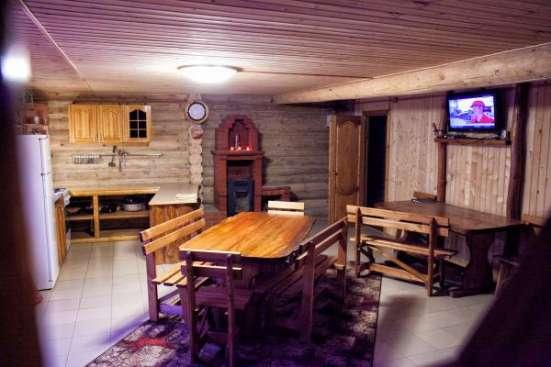 Отдых в Угличе в коттедже. Гостевой дом Углич.