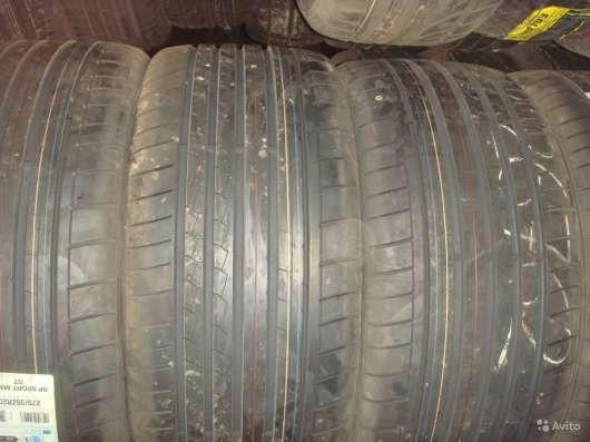 Новые Dunlop 245/45 R17 Sport Maxx GT
