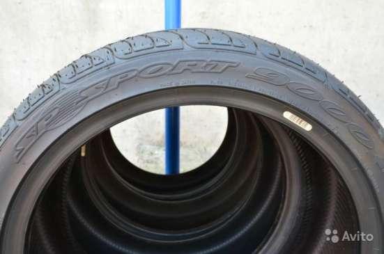 Новые Dunlop 245/45ZR17 Sport 9000 ZR в Москве Фото 1