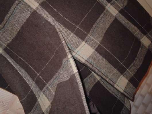 Пальто edc by Esprit шоколадная клетка в г. Чернигов Фото 3