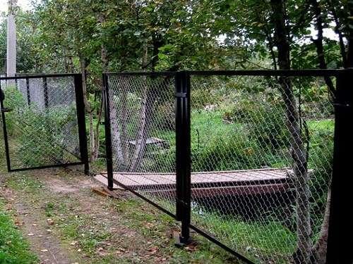 Ворота и калиткики