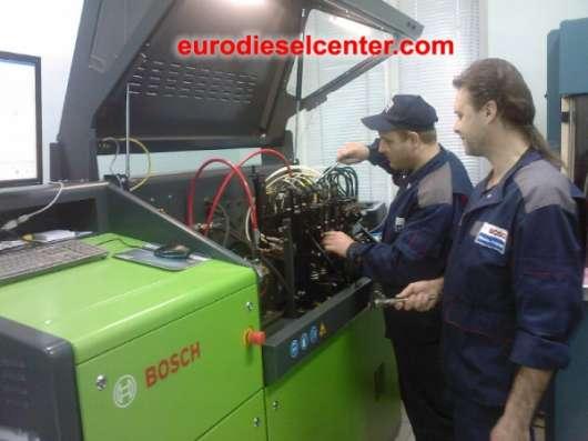 Диагностика и ремонт насос форсунок Volvo ( вольво)