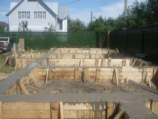 Строительство. фундаменты