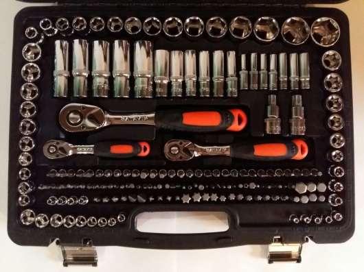 Набор инструментов SATA 218 предметов. Аналог