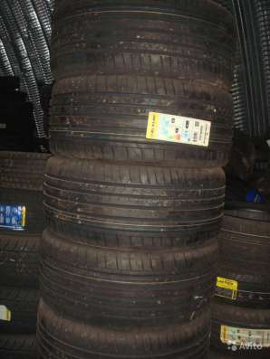Новые R18 Dunlop 285/35 и 255/40 Sport Maxx GT