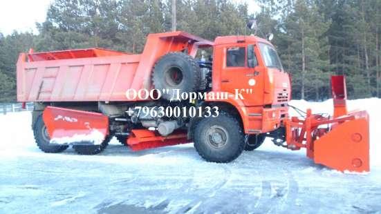Шнекороторный снегоочиститель СШР-2,6
