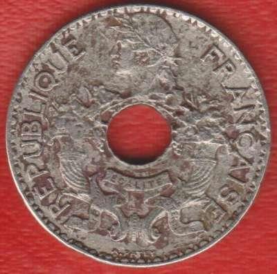 Индокитай Французский 5 центов 1937 г.