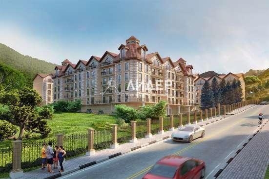 Продается квартира в шикарном комплексе