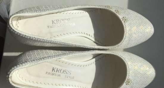 Свадебные туфли для высоких девушек