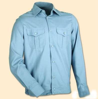 Рубашка форменная для мвд полиции длинным коротким рукавом