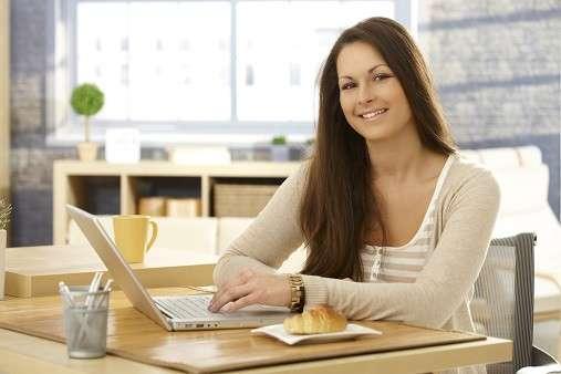 Работа в интернете на дому без продаж и отрыва от семьи!