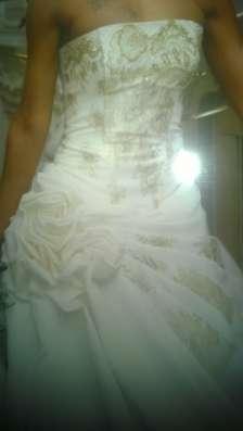 Свадебное платье в Санкт-Петербурге Фото 1