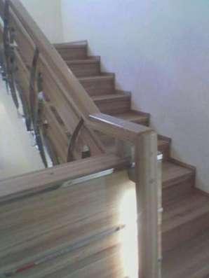 Лестници винтовые маршевые в г. Самара Фото 1