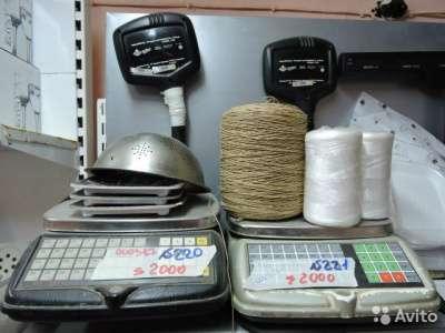 торговое оборудование Весы настольные