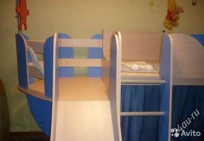 детскую кроватку в Красноярске Фото 1