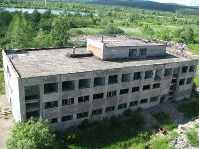Здание АБК