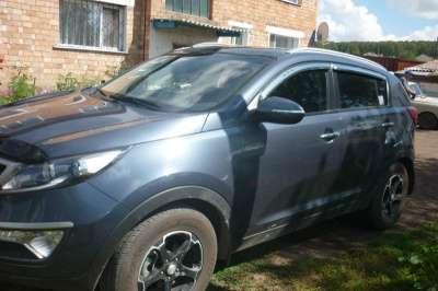 подержанный автомобиль Kia Sportage, цена 900 000 руб.,в Красноярске Фото 2