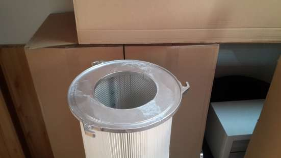 Фильтр для порошкового окрасочного оборудования