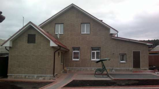 Фасадные панели Wandstein в Екатеринбурге Фото 1