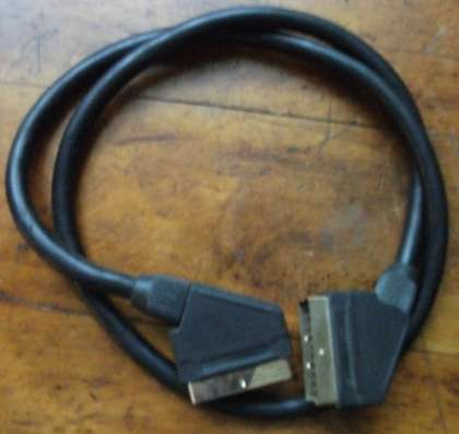 Premier Scart Cable 21pin