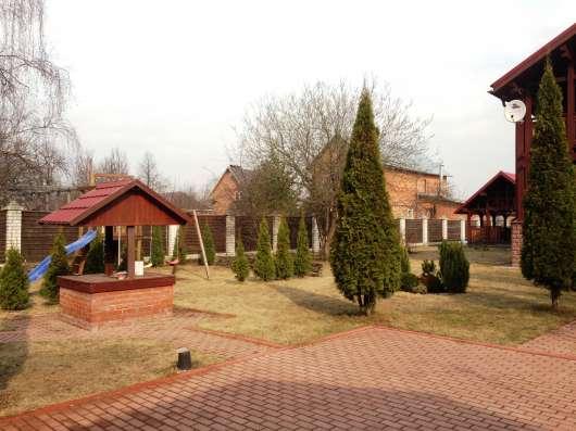 Дом 370 м2 на участке 18 сот. г. Железнодорожный