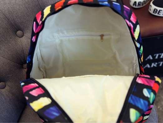 Рюкзак городской Bricks разноцветный цветной в г. Запорожье Фото 5