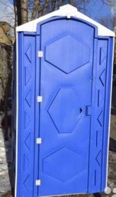 Туалетная кабина - биотуалет для дачи или стройки в Москве Фото 3