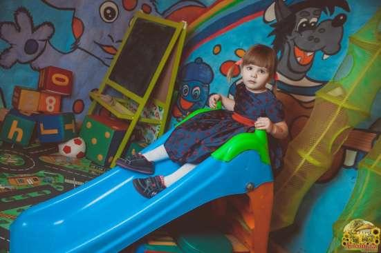 Роспись стен для детской комнаты в Москве Фото 3