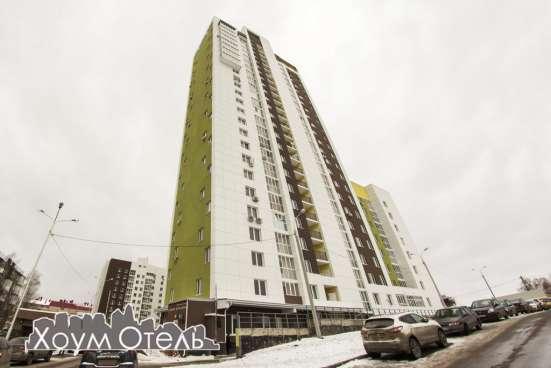Однокомнатная квартира,  ул. Домашникова 22
